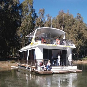 houseboat hire Murray
